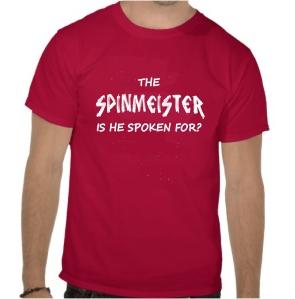 Tee Shirt - Spinmeister