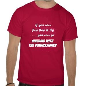 Tee Shirt - flip flop