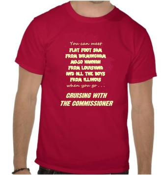 tee shirt - you can meet