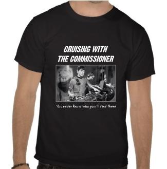 Tee shirt - vinyl frontier