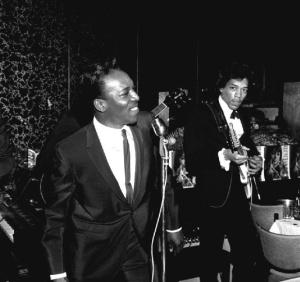 Jimi Hendrix & Wilson Pickett 1