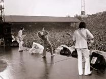 The Who at Charlton FC