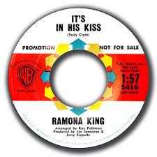 Ramona King - It's In His Kiss (2)
