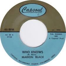 Marion Black