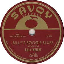 Billy's Boogie