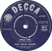 wee-willie-harris-wild-one-decca