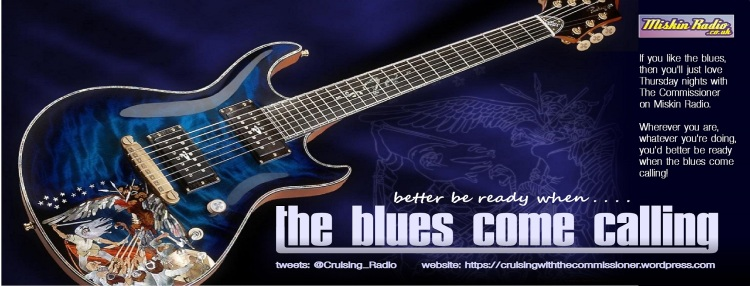 The Blues Come Calling - poster #2