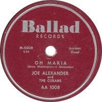 joe-alexander-and-the-cubans-oh-maria-ballad-78