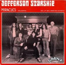 Miracles - Jefferson Starship