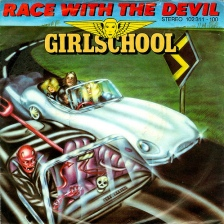 Race With The Devil - Girlschool