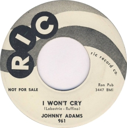 johnny-adams-i-wont-cry-ric