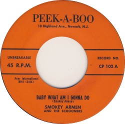 Baby What Am I Gonna Do - Smokey Armen & The Schooners