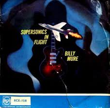 Supersonics In Flight - Billy Mure
