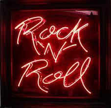 Rock n Roll neon