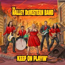 Halley DeVestern Band (Keep On Playin'