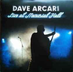 Dave Arcari - Live at Memorial Hall