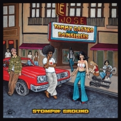 Tommy Castro - Stomping Ground