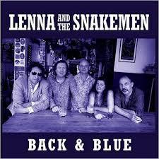 Lenna & The Snakemen - Black & Blue