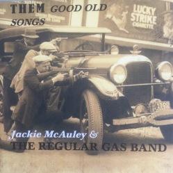 Jackie McAuley