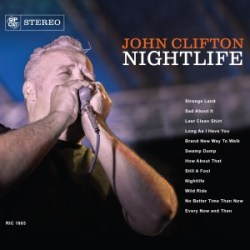 John Clifton - Nitelife_cover