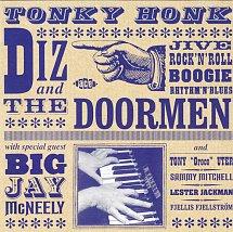 diz-and-the-doormen-tonky-honk-cd-s