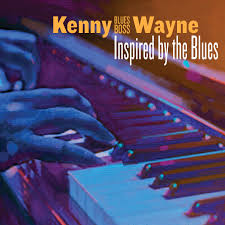 Kenny 'Blues Boss_ Wayne - Inspired By The Blues