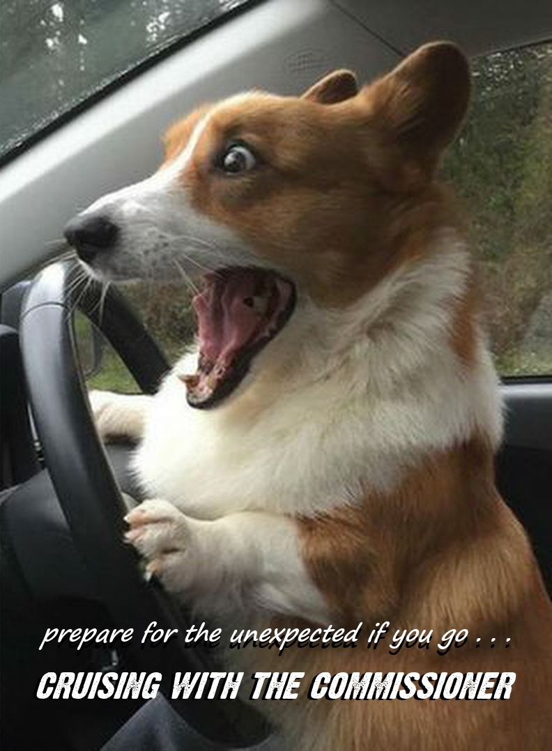 Cruising - prepare for the unexpected