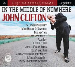 John Clifton - In The Middle Of Nowhere